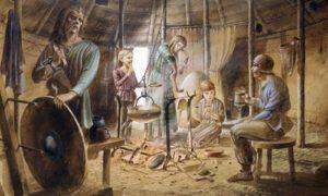 تاریخچه کشف آهن