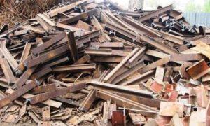 قیمت هر کیلو آهن دست دوم